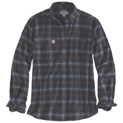 Carhartt 103314C - Rugged Flex Hamilton Plaid Flannel Shirt