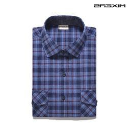 2018 Plaid <font><b>Flannel</b></font> <font><b>Shirt</b></f