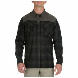 5.11 Tactical Men's Sidewinder Flannel Shirt, Style 72446, G