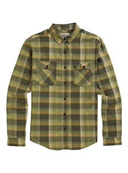 Burton Brighton Flannel Shirt, Forest Night Stella Plaid, XX