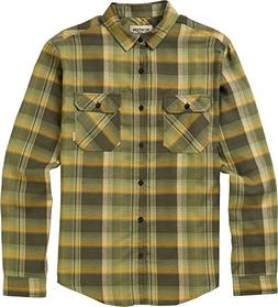 Burton Brighton Flannel Shirt, Forest Night Stella Plaid, X-