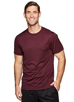 RBX Active Men's Performance Short Sleeve Workout Gym T-Shir