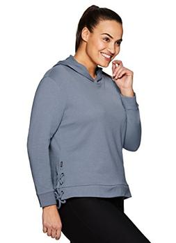 active plus workout running hoodie