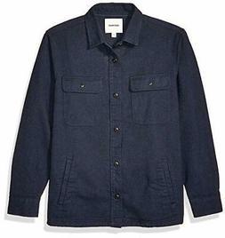 Amazon Brand - Goodthreads Men's Heavyweight Flannel Shirt J