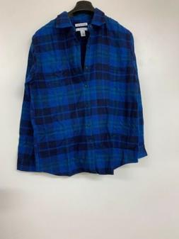 Amazon Essentials Men's Slim Fit Long Sleeve Plaid Flannel