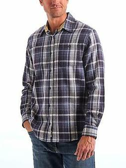 Wrangler Authentics Men's Long Sleeve Flannel Shirt - Choose