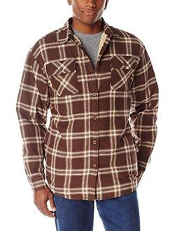 Wrangler Authentics Men's Long Sleeve Sherpa Lined  Shirt Ja
