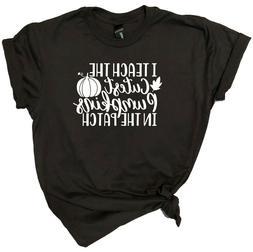 Autumn Fall Mom T-Shirt Mom Saying Tee Shirt Pumpkin Spice S