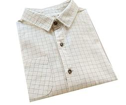 Fulok Womens Basic Flannel Plaid Long Sleeve Button Down Shi