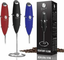 Bean Envy Milk Frother Handheld - Perfect For The Best Latte