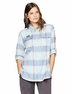 Columbia Bonehead Women's Flannel Long Sleeve Shirt