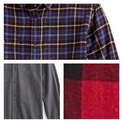 Brand NEW - Northwest Territory Men's Big & Tall Flannel Shi