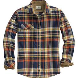 Legendary Whitetails Buck Camp Flannels Homestead Plaid X-La