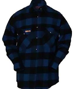 Hickory Shirt Company Buffalo Flannel Plaid Shirt