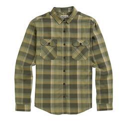 Burton Brighton Flannel Shirt - NWT Mens Size Medium Plaid -