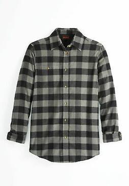 KingSize Men's Big & Tall Flannel Shirt