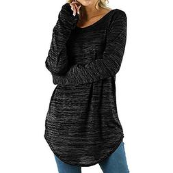 Clearance Women Tops LuluZanm Long Sleeve Blouse Hooded Pull