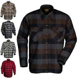 covert mens motorcycle riding protection flannel shirts