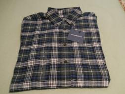 croft and barrow men s flannel shirts