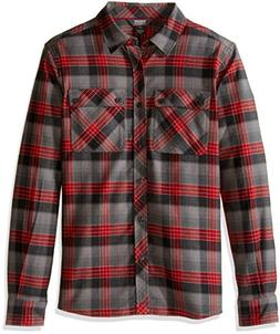 Outdoor Research Men's Crony L/S Shirt, Pewter, Medium
