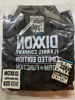 Dixxon DBK Dirt Bike Kidz Collab 4XL 4X Flannel, SOLD OUT, I