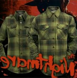 "Dixxon Flannel ""The Nightmare"" men's medium new in bag"