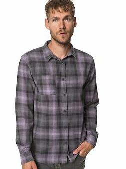 Quiksilver™ Fatherfly Long Sleeve Flannel Shirt EQYWT03787