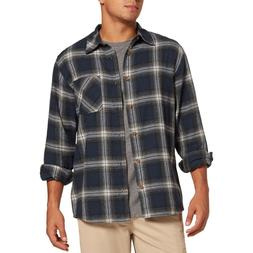 Field & Stream Men's Classic Lightweight Flannel Button Up L