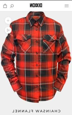 flannel chainsaw 4xl nib