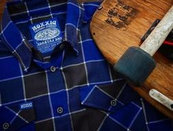 Dixxon Flannel Co - The Layback - 3X - 3XL - Sold Out - BNIB