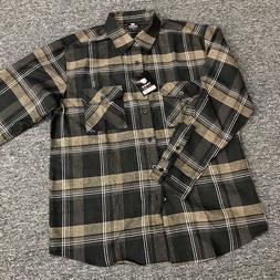 Yago Flannel Long Sleeve Flannel Shirt 2508 14E
