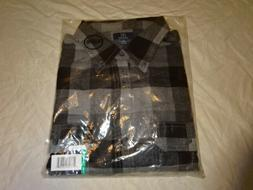 George Flannel Men's Shirt Size XL 46-48- NWT
