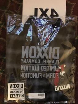 Dixxon Flannel Mission Danny G 4XL