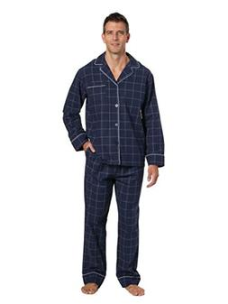 flannel pajama set