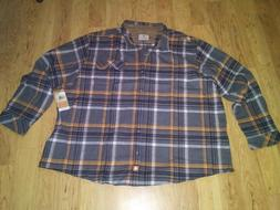 Legendary Whitetails Flannel Shirt 5xl Men's New