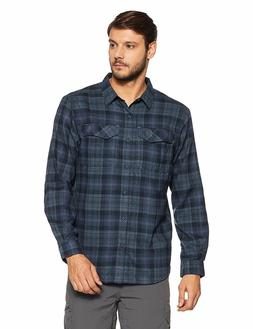 flannel shirt men s silver ridge 65