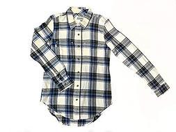 Vans Flannel Shirt Meridian II Size M