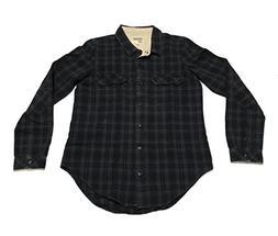 Vans Flannel Shirt No Ones Girl Size XS