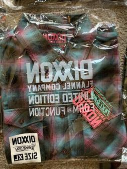 """Dixxon Flannel """"Shreddy"""" Size XL"""