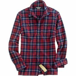 DULUTH TRADING Free Swingin' Flannel Shirt, Women's Size 2XL