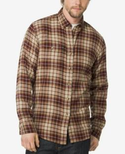 G.H. Bass & Co. Flannel Shirt Oyster Mens 3XL New