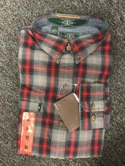 G. H. BASS & CO. Men's Flannel Shirt - Size: Medium