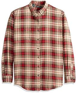 G.H. Bass & Co. Men's Big and Tall Fireside Flannel Long Sle