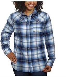 Jachs Girlfriend Ladies' Flannel Shirt, Brushed Flannel, 2