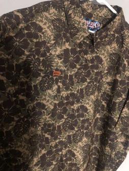 Dixxon Flannel Co Hawaiin Shirt Size 4XL