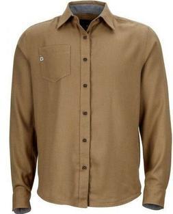 Marmot Hobson LS 2XL Flannel shirt, NWT Half off $65.00 Reta