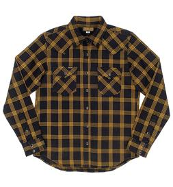 ihsh 261 blk windowpane check ultra heavy