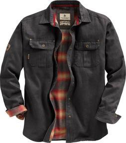 Legendary Whitetails Journeyman Rugged Shirt/Jacket Size 5XL