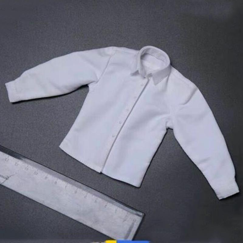 1:6 Long-sleeved <font><b>Shirt</b></font> Male Figure