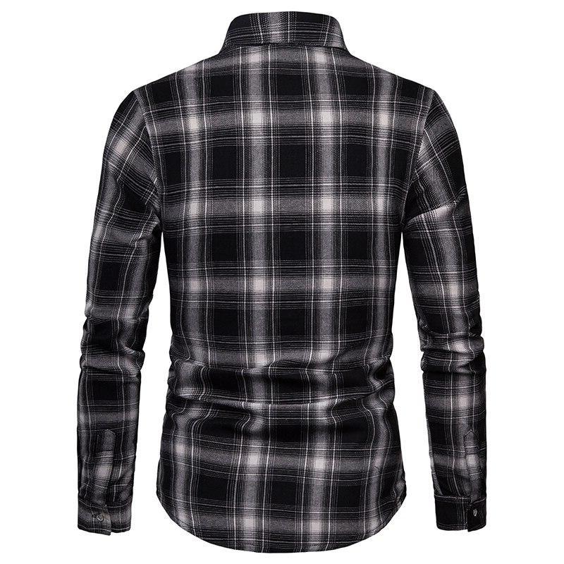 2019 summer brand casual <font><b>shirt</b></font> <font><b>men's</b></font> casual lattice and breathable <font><b>men's</b></font> outdoor